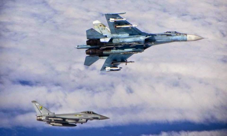 F16 dan Sukhoi