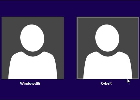 Windows 8.1 Kullanıcılar Arası Hızlı Geçiş