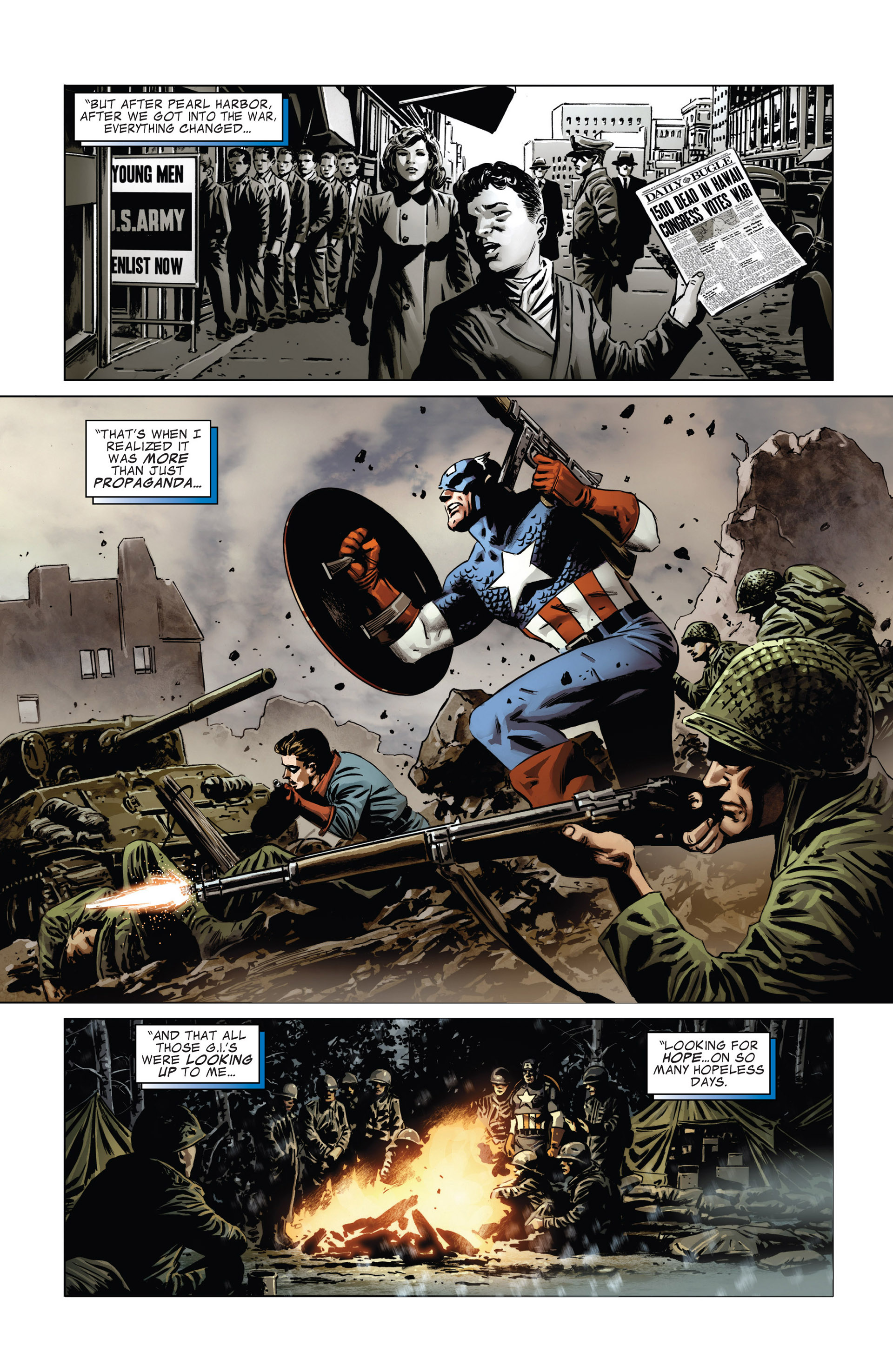 Captain America (2011) Issue #19 #19 - English 11