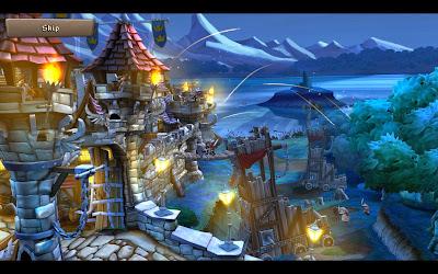 لعبة الاكشن والمغامرات CastleStorm حصريا تحميل مباشر CastleStorm+4