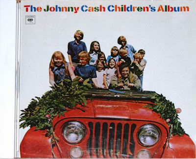 Johnny Cash Children's CD Original