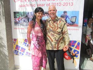 Ngiring Mr, malali ka Bali patut bisa ngaraos ngangge Basa Bali