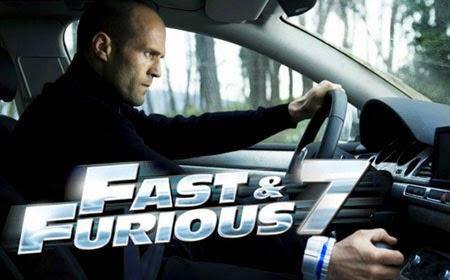 Aksi Jason Statham sebagai Deckard Shaw Fast Furious 7