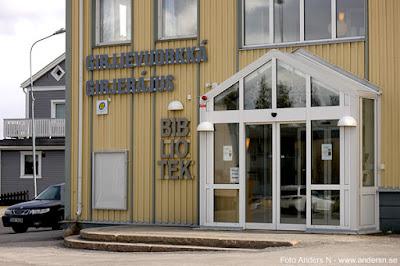 Jokkmokks bibliotek