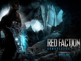 Igra Red Faction download besplatne pozadine slike za mobitele