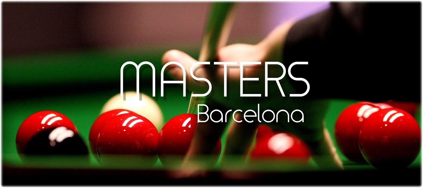 Masters Barcelona 2016