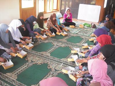 Pelatihan Motivasi Kemandirian Anak Asuh 2012