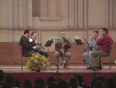 "Quinteto de Viento ""Scherzo"""