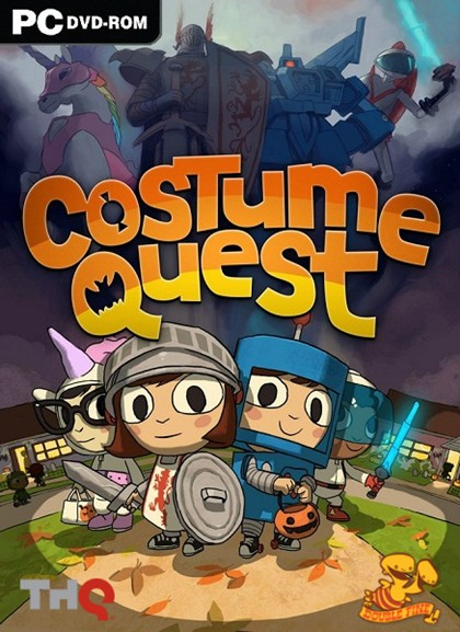 Costume Quest 2011 PC Full Español Theta Descargar 1 Link