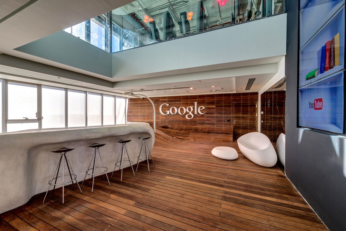 alex google tel aviv. Google Is Known For Its Quirky Offices, And Tel Aviv, Israel Location No Exception. Designed By Camenzind Evolution In 2012, Walking Through The Alex Aviv N