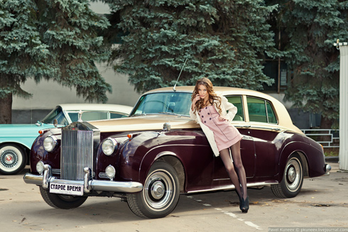 Photo & Video: 1958 Rolls-Royce Silver Cloud | Photo And Video Car ...