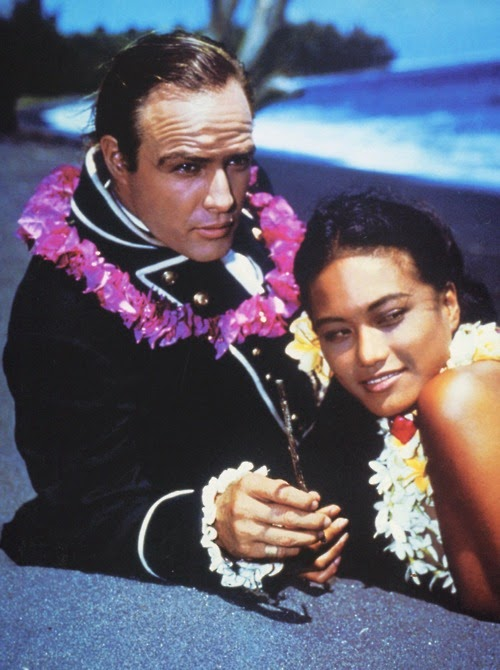Marlon Brando, Tarita Teriipia, Branco Resort, Nuku Hiva, Tahiti, Moorea, diving in Tahiti, Tetiaroa, Bora Bora