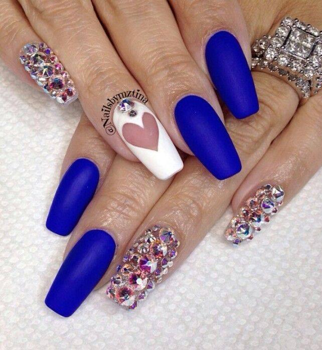 Diseño y Decoración de Uñas,unhas,nails Blue , Azules 2016,2017