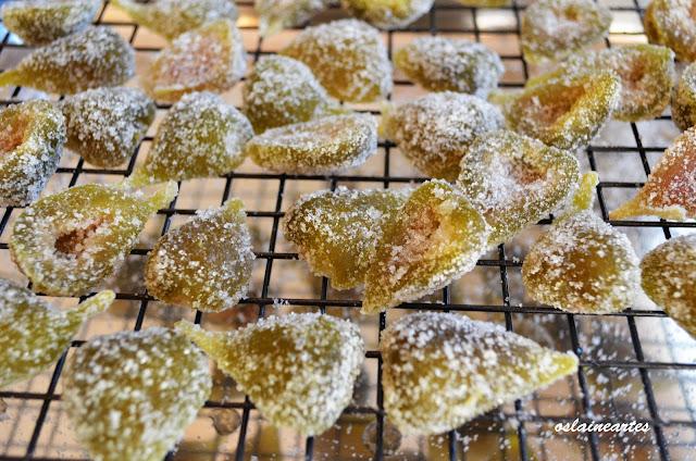 Doce de Figos Cristalizados