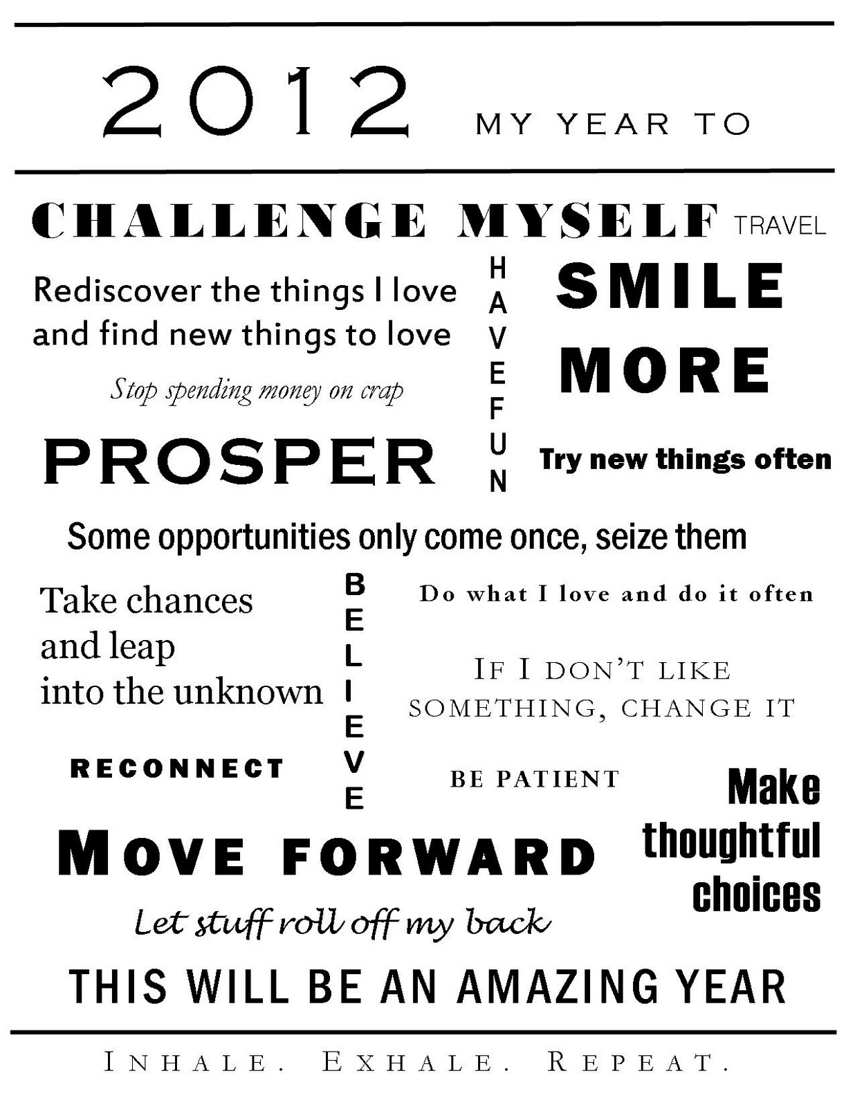 my personal manifesto My personal manifesto for my social media presence is to be memorable, to promote action from the viewers and to be consistent memorable i want to leave.