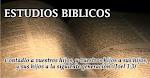 ESTUDIOS BIBLICOS Y LIBROS PDF