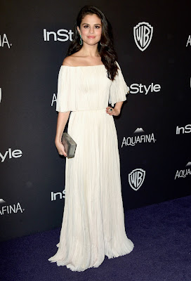 Selena Gomez is ethereal at the Golden Globes After Party