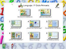 Actividades Lengua 1er. Ciclo