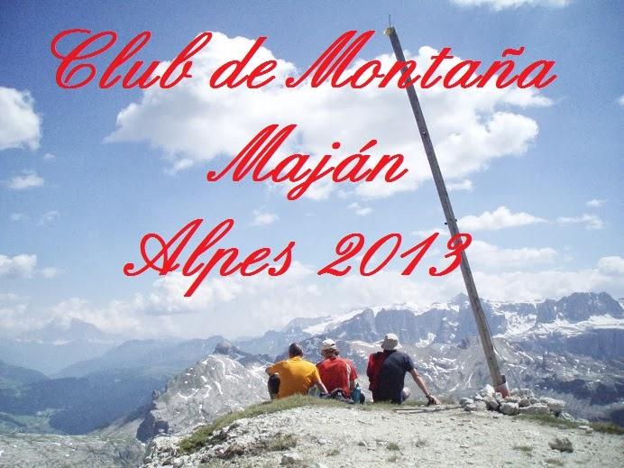 ALPES 2013