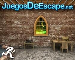Juegos de Escape Old Voodoo Barn Escape