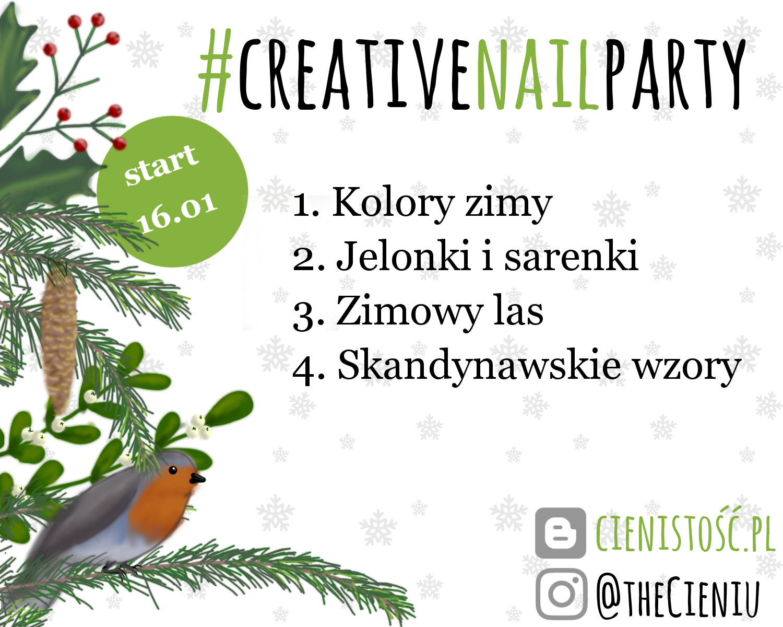 Projekt creative nail party