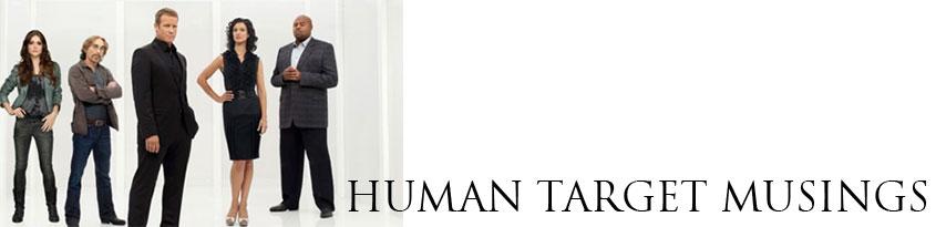 Human Target Musings