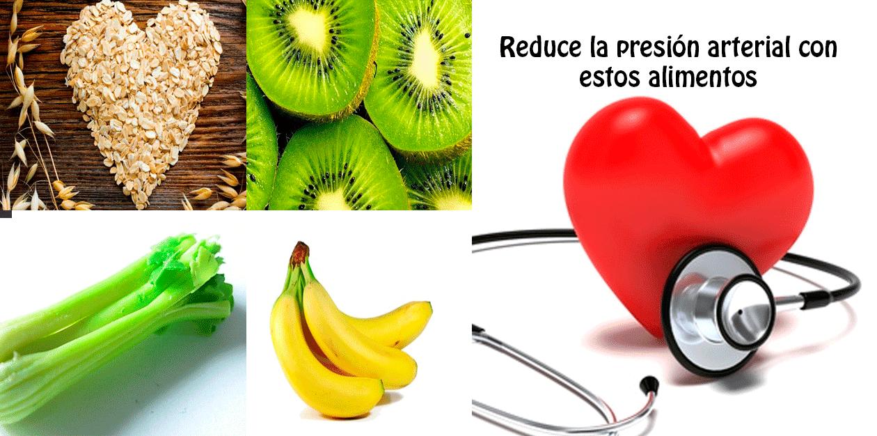 Reduce la presi n arterial con estos alimentos web de la belleza femenina - Alimentos para la hipertension alta ...