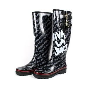 Rain Boots Juicy Couture3