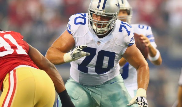Zack Martin Dallas Cowboys All-Pro