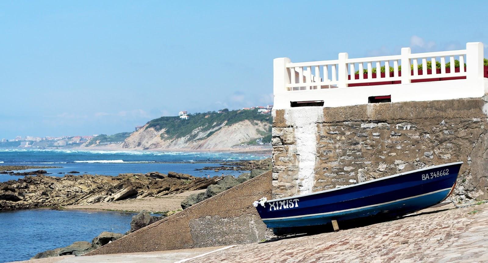 Port de Guéthary Pays Basque