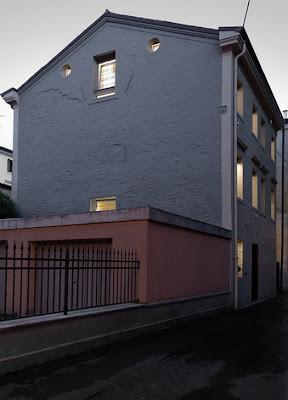 Italian House Architecture   Contemporary Urban Design