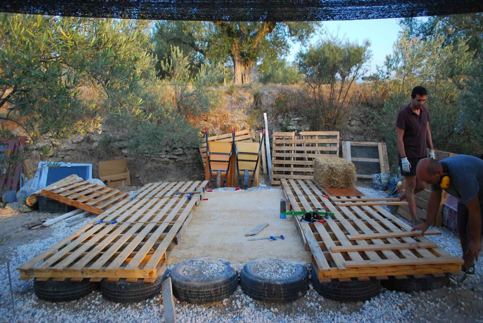 Bioconstruyendo octubre 2011 for Caseta de madera para jardin