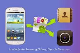 how to get deleted messages from samsung galaxy 3