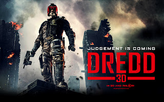 Dredd 3D Movie 2012 HD Wallpaper