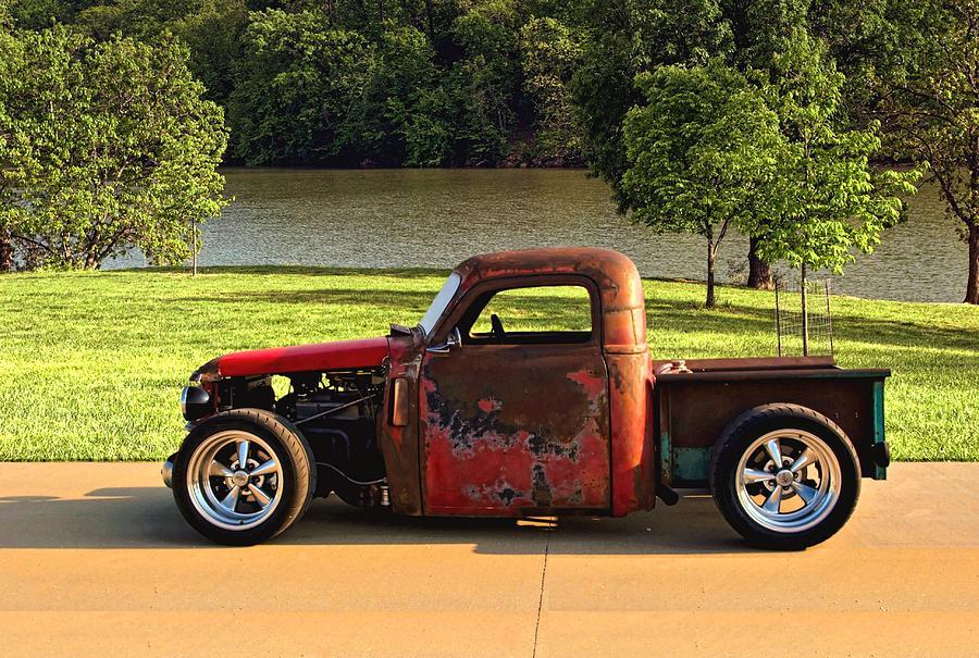 American Rat Rod Cars & Trucks For Sale: August 2013