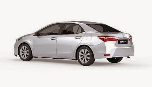 Corolla GLi 2015 não terá mais rádio e rodas de fábrica