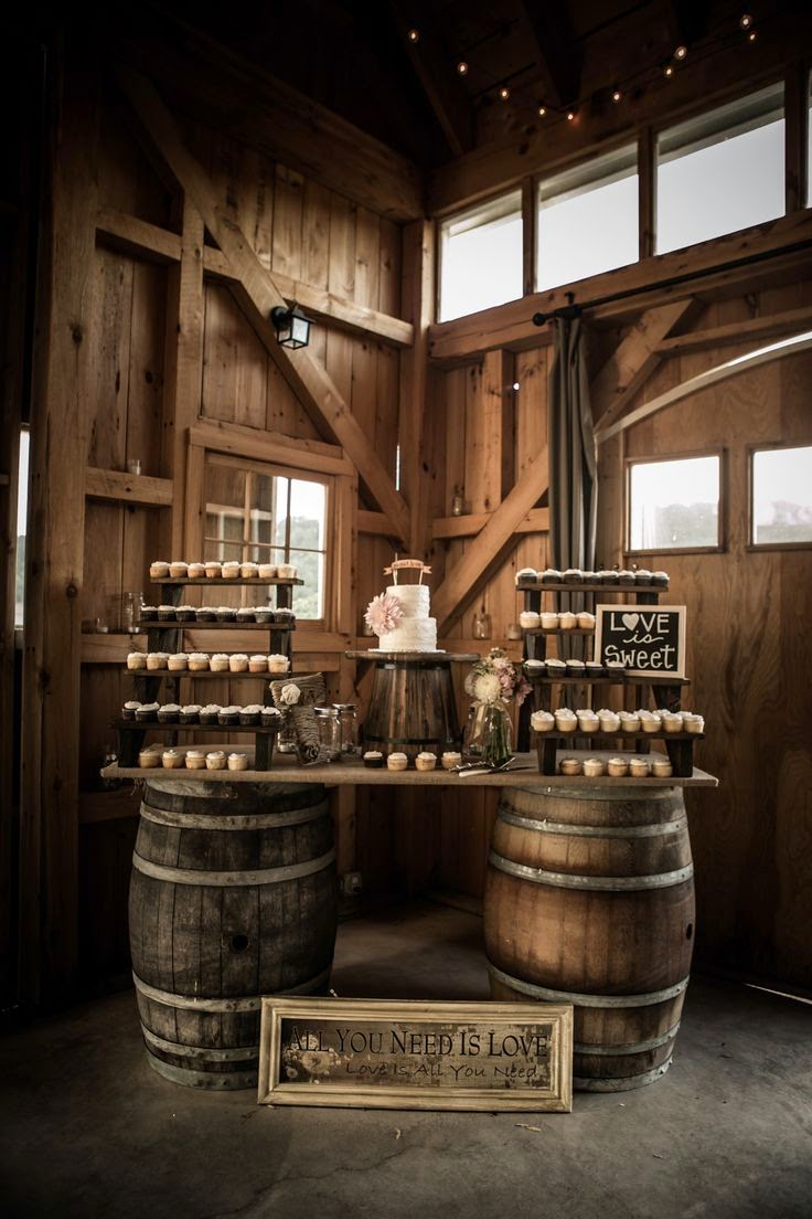 Beautiful Bridal 11 Creative Wine Barrel Ideas For Your