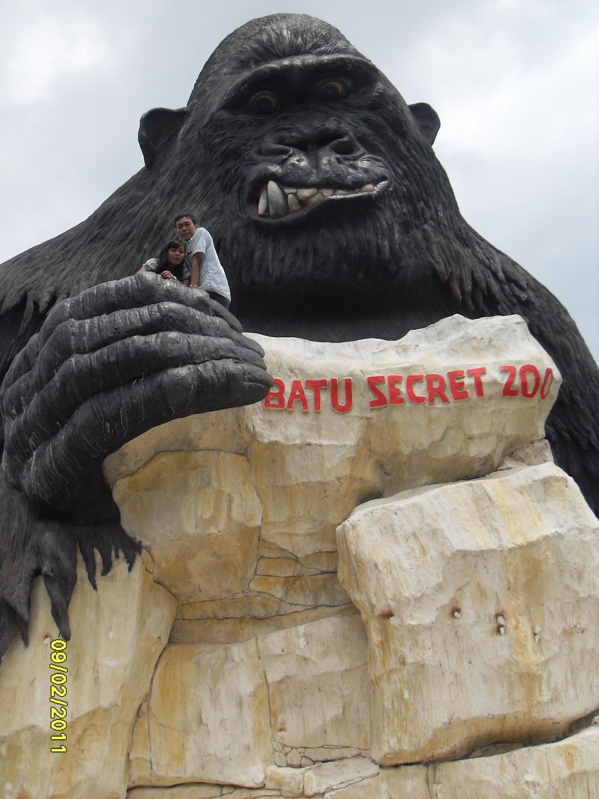 Secret zoo batu malang ospek