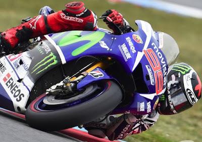 Lorenzo Janji Bisa Amankan Satu Podium Silverstone