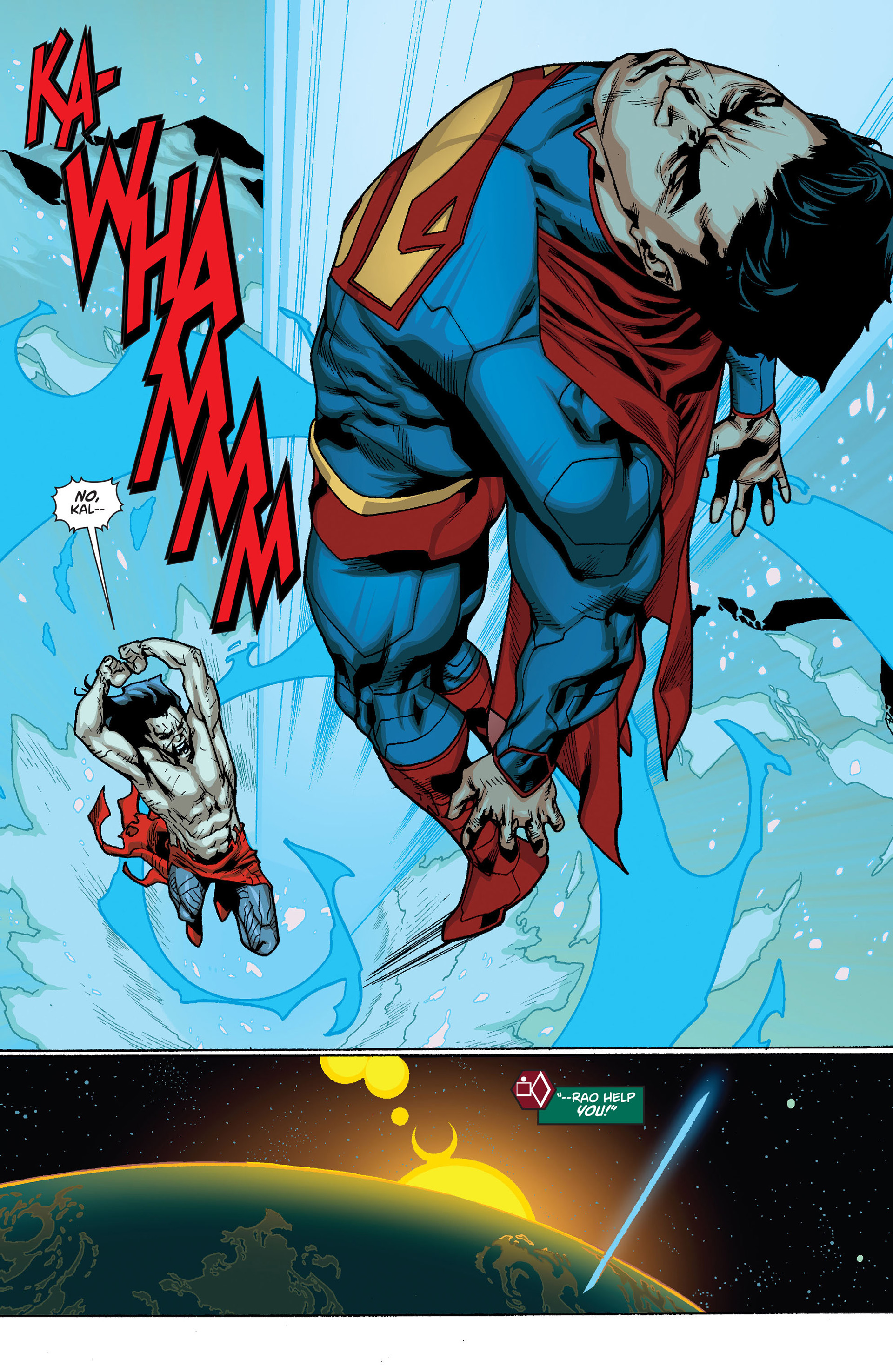 Supergirl (2011) Issue #17 #19 - English 9