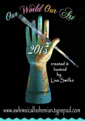 'one world our art' for 2013