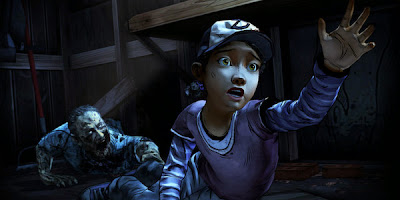 Clementine Death Scenes Video Compilation