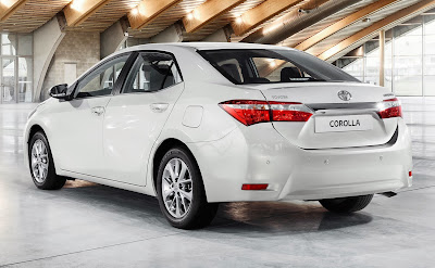2014 Toyota Corolla Release Date
