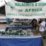 Rock Gem Mineral Show Arizona Malachite
