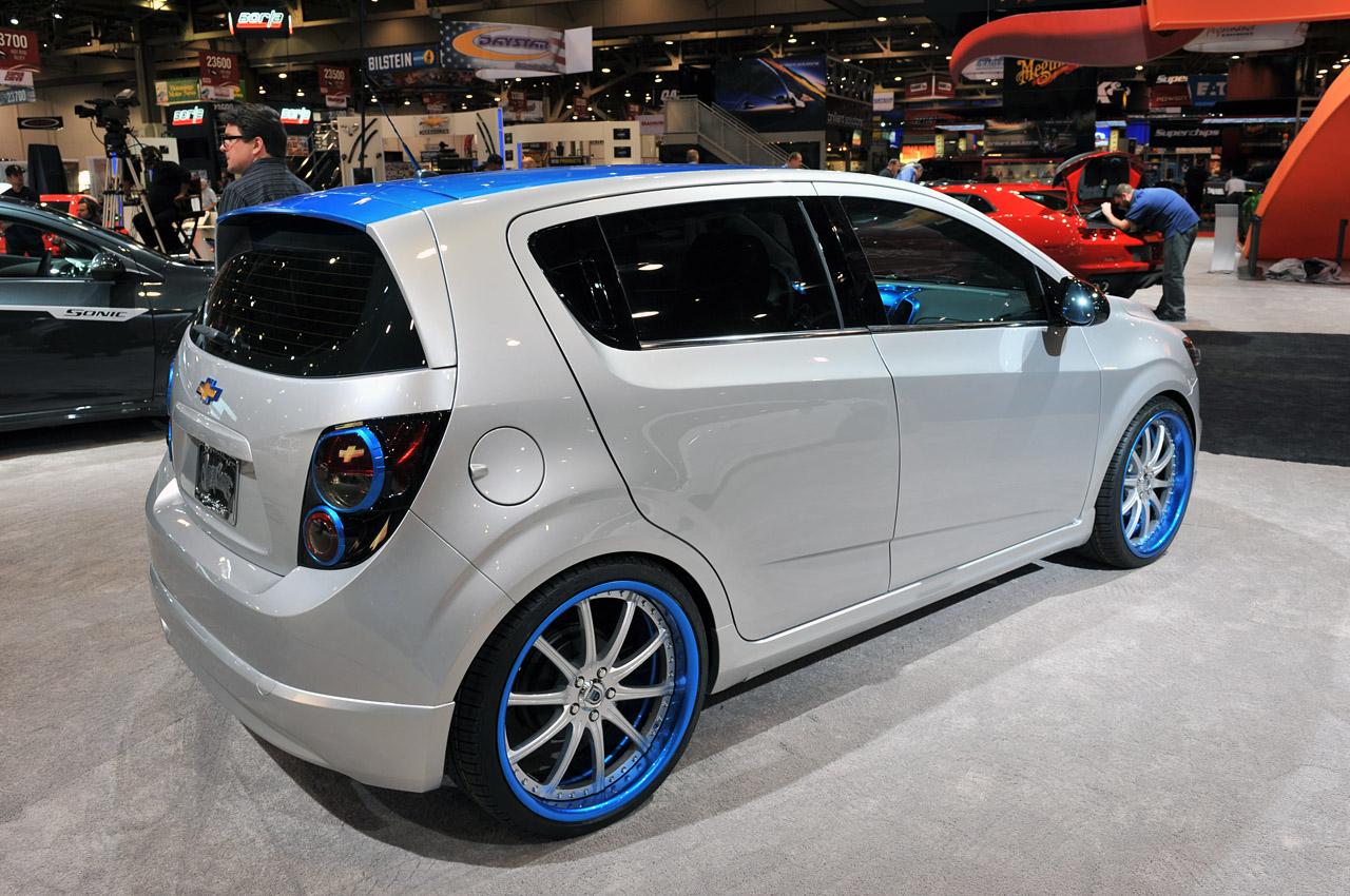 Chevy Sonic Custom >> Imagenes De Autos Modificados: Chevrolet Sonic Concept By West Coast Customs