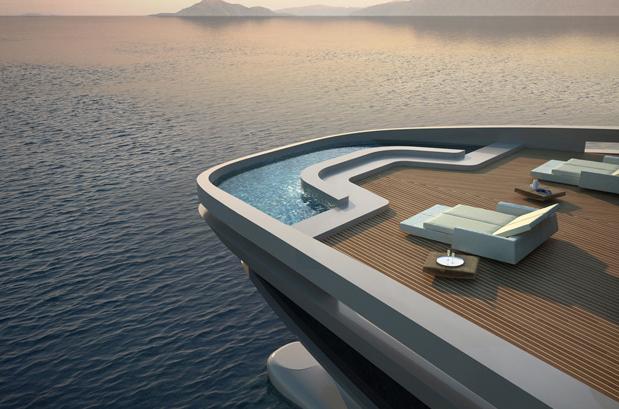 Luxury Life Design Floating Pools