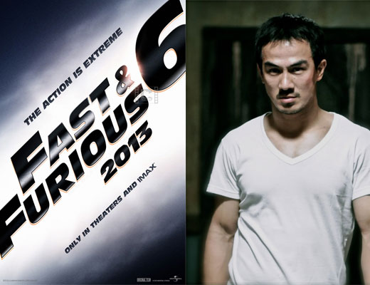 gambar Fast and Furious 6 fast and furious 6 terbaru joe taslim