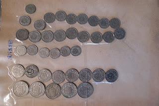 achat lot pièces collection.