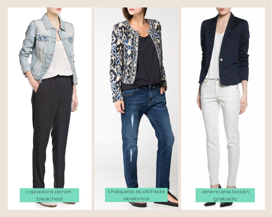 mango spring chaquetas y americanas 2014