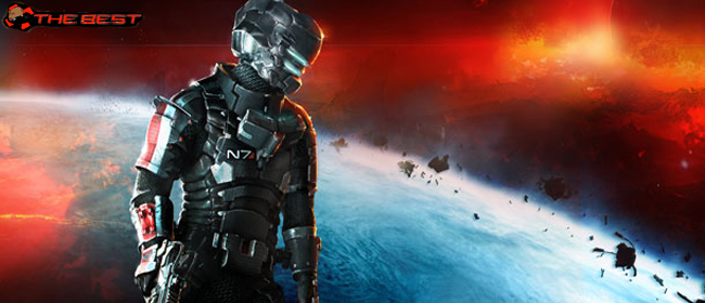 Dead Space 3 vendrá con la armadura de Mass Effect 3
